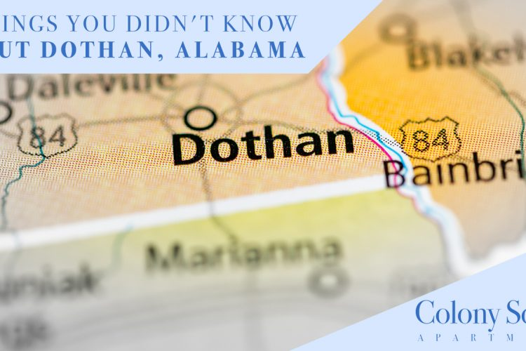 5 Things You Didn't Know About Dothan, Alabama