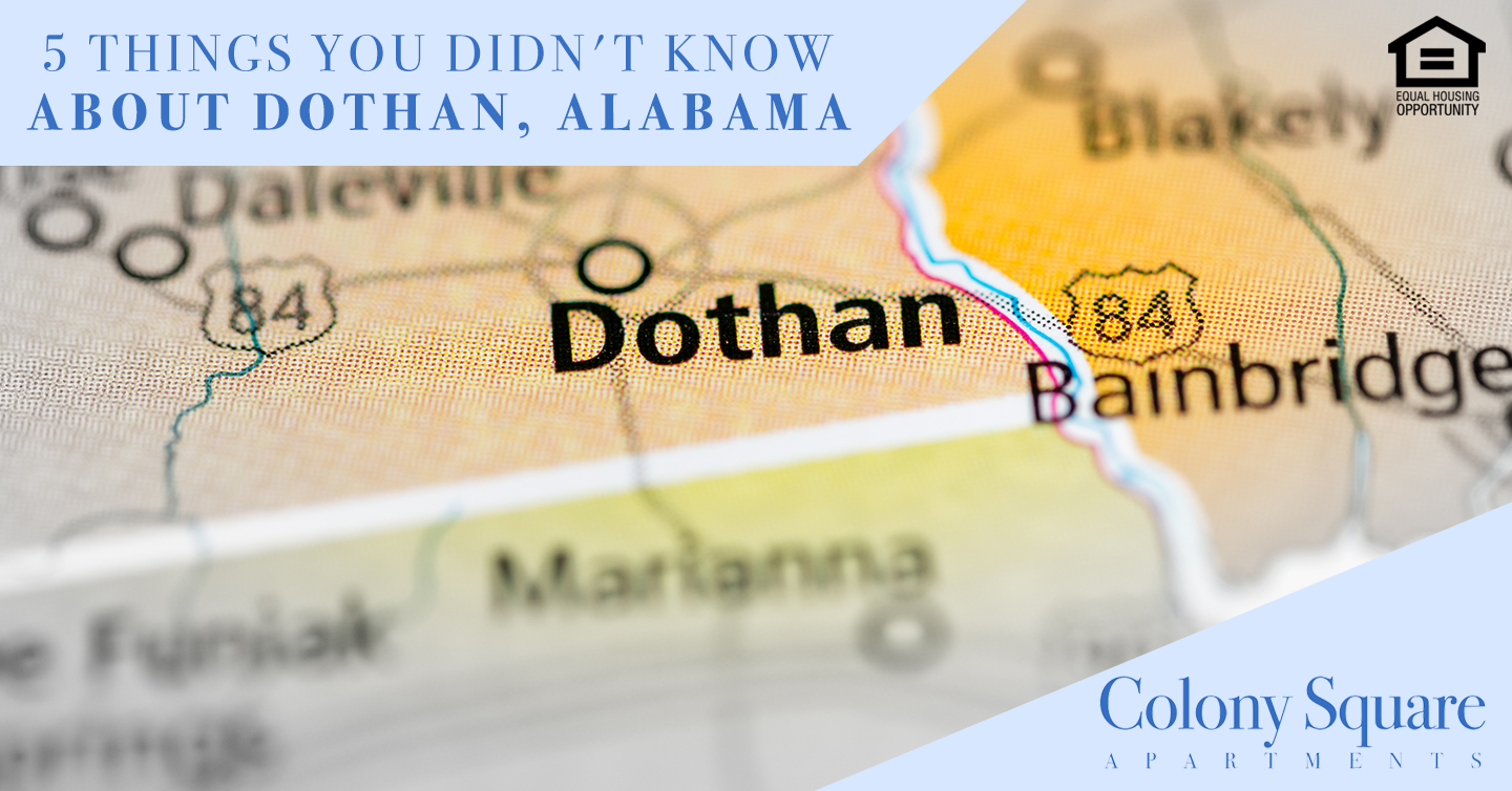 Things You Didn't Know About Dothan, Alabama