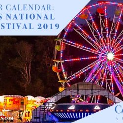 Dothan's national peanut festival 2019