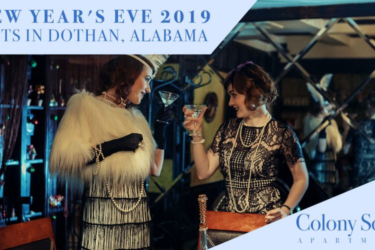7 New Year's Eve 2019 Events in Dothan, Alabama