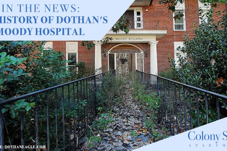 In the News: The History of Dothan's Moody Hospital