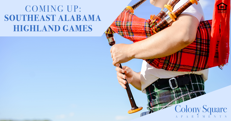Coming Up: Southeast Alabama Highland Games