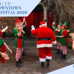 Dothan Downtown Christmas Festival 2020