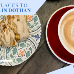 local places to get coffee in Dothan