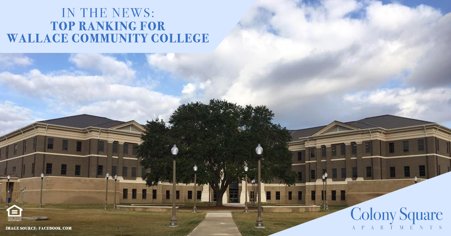 In the News: Top Ranking for Wallace Community College